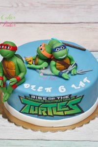 tort na urodziny – urodziny dziecka – minsk mazowiecki – wojownice zolwie ninja – teenage mutant ninja turtles – figurki 3d – recznie rzezbiony – jadalne figurki – donatello – rafaello – michelangelo – tort dla chlopca